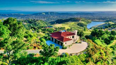 Santa Barbara County Single Family Home For Sale: 2815 Holly Rd