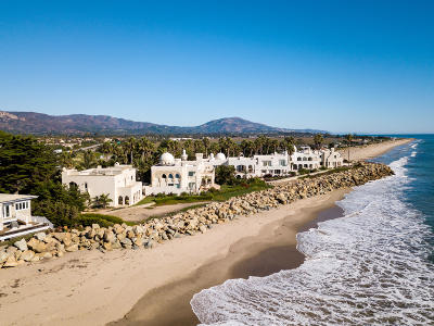 Santa Barbara County Single Family Home For Sale: 879 Sand Point Rd