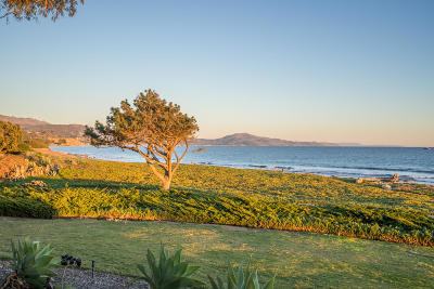 Santa Barbara County Single Family Home For Sale: 6 Seaview Dr
