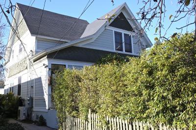Multi Family Home For Sale: 1121 Bath St