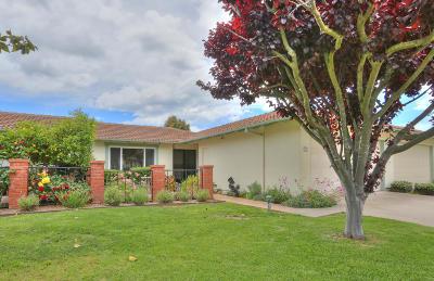 Santa Barbara Single Family Home For Sale: 53 La Cumbre Cir