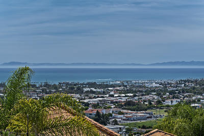 Santa Barbara Single Family Home For Sale: 5 Rubio Rd