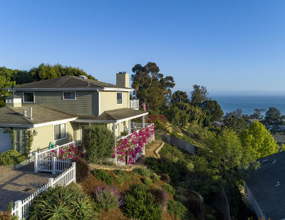 Santa Barbara County Single Family Home For Sale: 2271 Whitney Ave