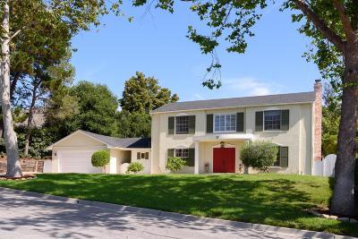 Santa Barbara Single Family Home For Sale: 17 Augusta Ln