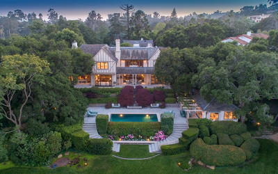 Single Family Home For Sale: 2697 Sycamore Canyon Road