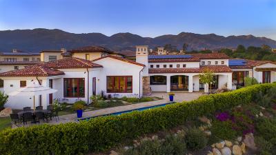 Santa Barbara Single Family Home For Sale: 1200 Via Brigitte