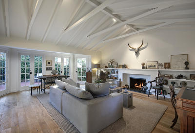 Santa Barbara Single Family Home For Sale: 1511 E Valley Rd #B
