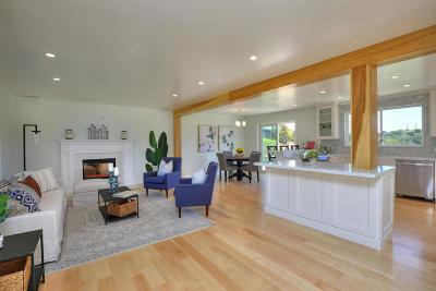 Santa Barbara CA Single Family Home For Sale: $1,680,000