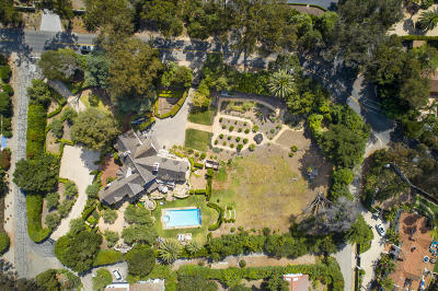 Santa Barbara County Single Family Home For Sale: 165 Middle Rd