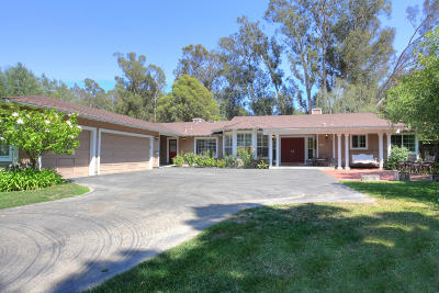 Single Family Home For Sale: 840 Puente Dr