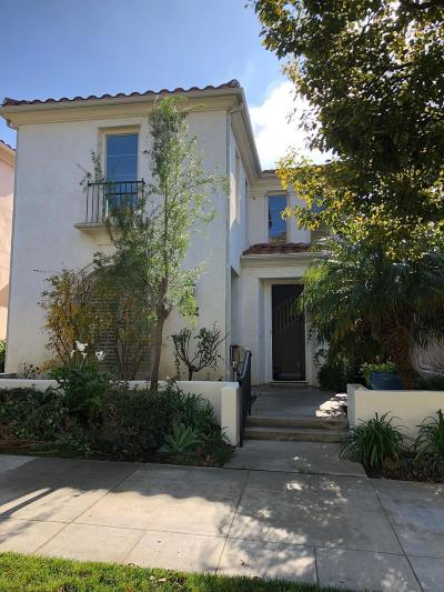 Camarillo Condo/Townhouse For Sale: 262 Anacapa Island Dr