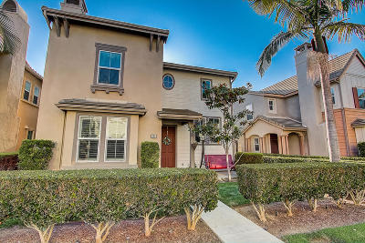 Port Hueneme Single Family Home For Sale: 502 Starboard Ln