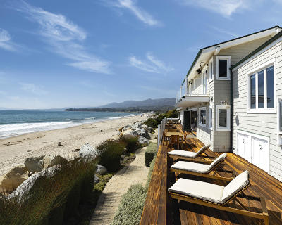 Santa Barbara County Single Family Home For Sale: 849 Sand Point Rd