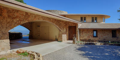 Single Family Home For Sale: 2121 Refugio Rd