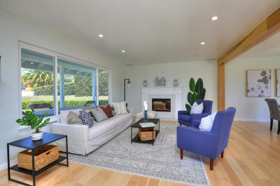 Single Family Home For Sale: 1333 Crestline Dr