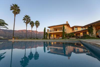 Single Family Home For Sale: 355 Ortega Ridge Rd
