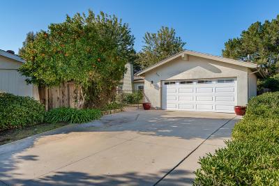 Single Family Home For Sale: 865 Via Abajo
