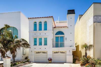Oxnard Single Family Home For Sale: 1205 Capri Way