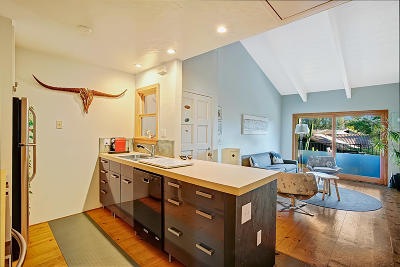 Santa Barbara Condo/Townhouse For Sale: 864 Highland Dr #2