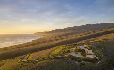 Goleta CA Single Family Home For Sale: $110,000,000