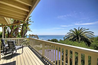 Summerland CA Single Family Home For Sale: $1,195,000