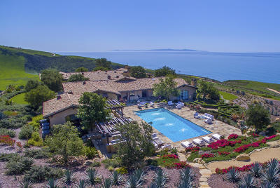 Goleta CA Single Family Home For Sale: $27,500,000