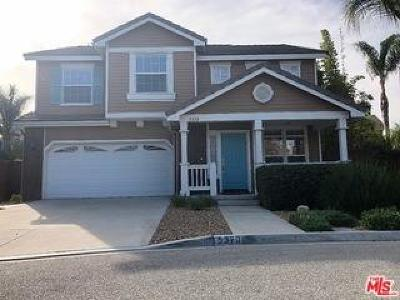 Ventura Single Family Home For Sale: 5370 Hubbell Ct