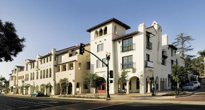 Condo/Townhouse For Sale: 105 W De La Guerra St #E