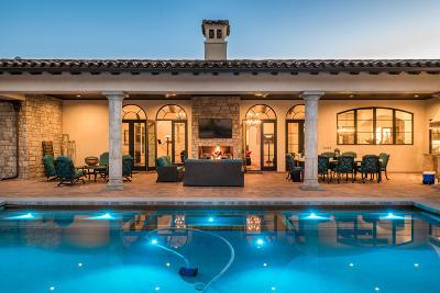 Single Family Home For Sale: 1320 Via Brigitte