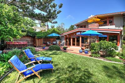 Summerland CA Single Family Home For Sale: $1,495,700