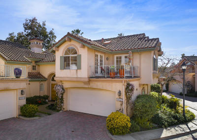 Santa Barbara County Single Family Home For Sale: 1256 Cravens Ln. #1