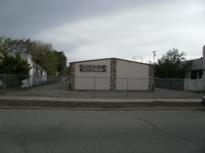 Williams Commercial For Sale: 630 7th Street