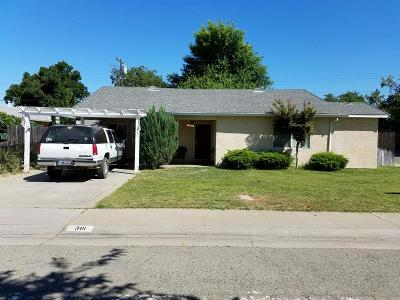 Wheatland Single Family Home Contingent: 301 Olive Street