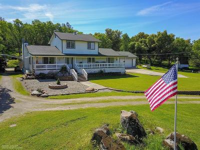 Marysville Single Family Home For Sale: 12193 Loma Rica Road