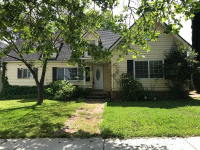 Wheatland Single Family Home Active Short Sale: 510 Main Street
