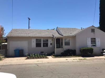 Yuba City Single Family Home For Sale: 614 Brooks Avenue