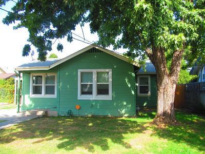 Yuba City Single Family Home Pending Bring Backup: 551 Park Avenue