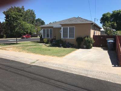 Yuba City Single Family Home For Sale: 848 Jones Street