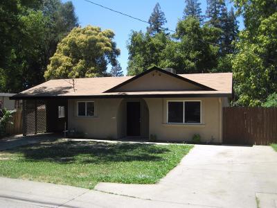 Yuba City Single Family Home Pending Bring Backup: 311 Woodbridge Avenue