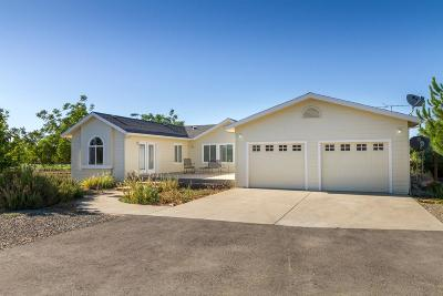 Yuba City Single Family Home For Sale: 9305 Schlagle Road