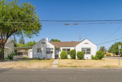 Marysville Single Family Home For Sale: 1730 C Street
