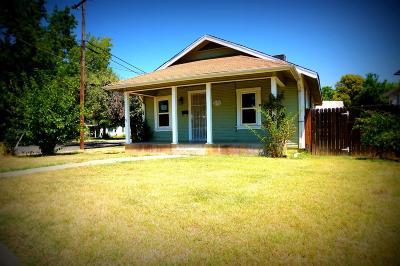 Yuba City Single Family Home Contingent: 375 Robinson Avenue