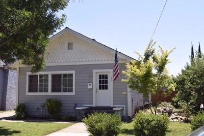 Gridley Single Family Home Pending Bring Backup: 191 Hazel Street