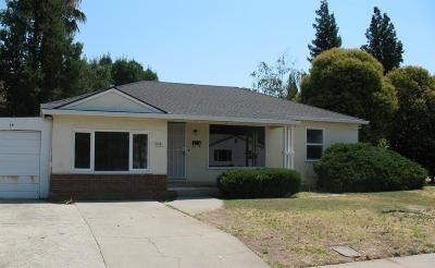 Marysville Single Family Home For Sale: 1319 Covillaud Street