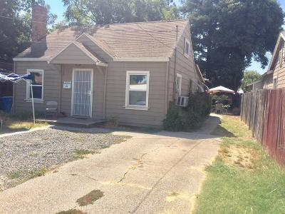 Yuba City Multi Family Home For Sale: 556 A Street
