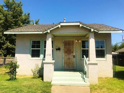 Gridley Single Family Home For Sale: 1490 Sycamore Street