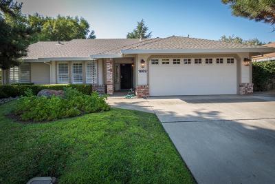 Yuba City Single Family Home Pending Bring Backup: 1662 Rebecca Drive