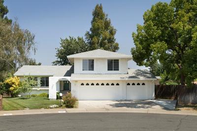 Yuba City Single Family Home For Sale: 1721 Wren Court