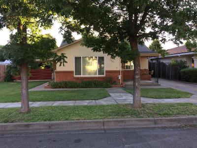 Gridley Single Family Home For Sale: 1047 California Street