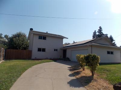 Yuba City Single Family Home For Sale: 1238 Carlotta Way